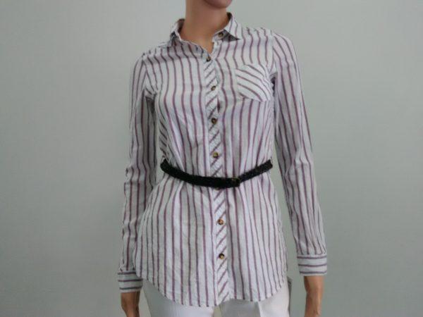 Дамска риза Bluenotez с колан