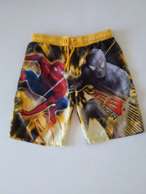 Детски къси панталони Spiderman