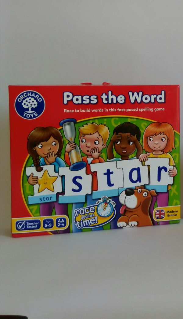 Образователна игра Orchad toys уча английски
