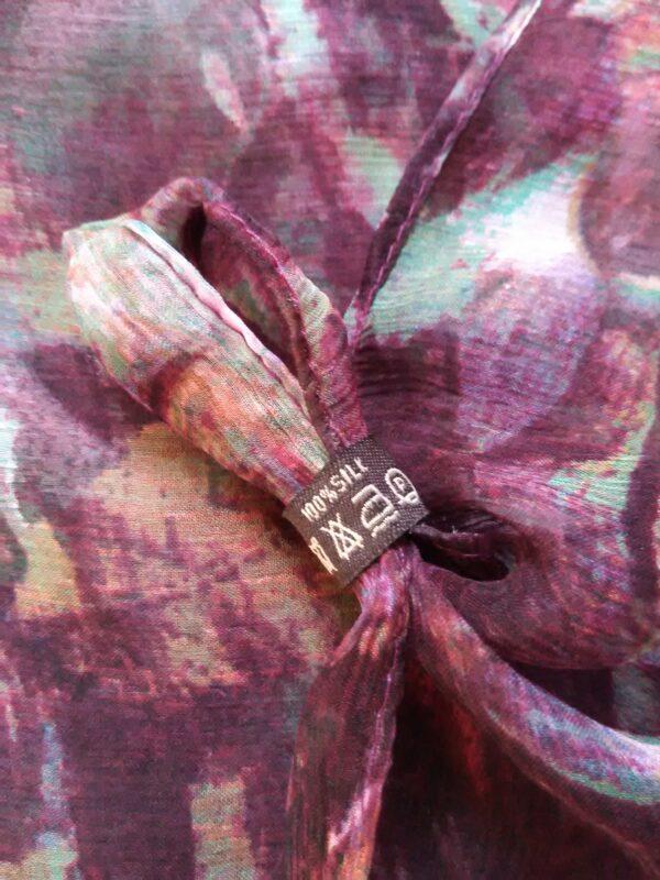 Дамски шал коприна