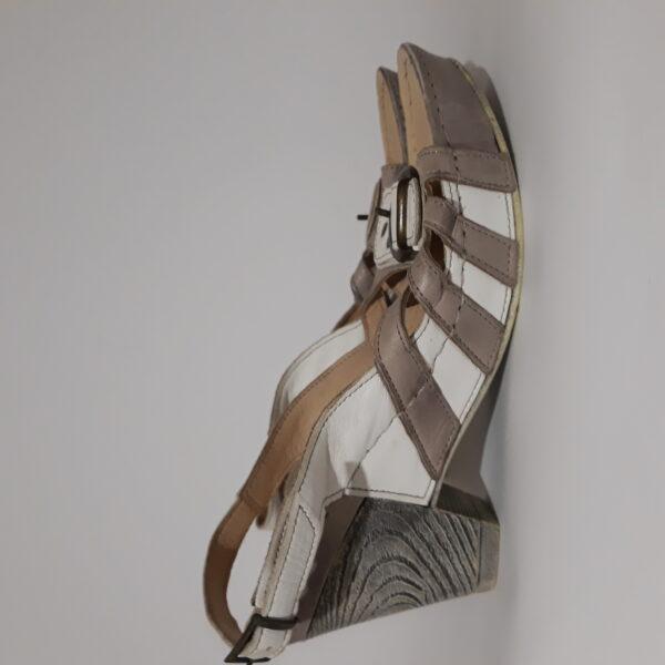 Дамски сандали Gemini естествена кожа