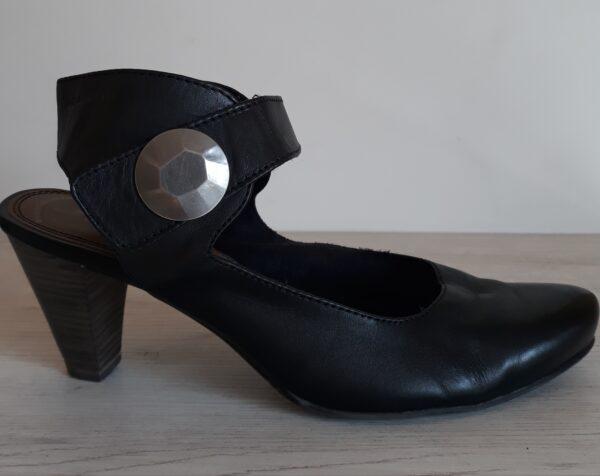 Дамски сандали Tamaris естествена кожа