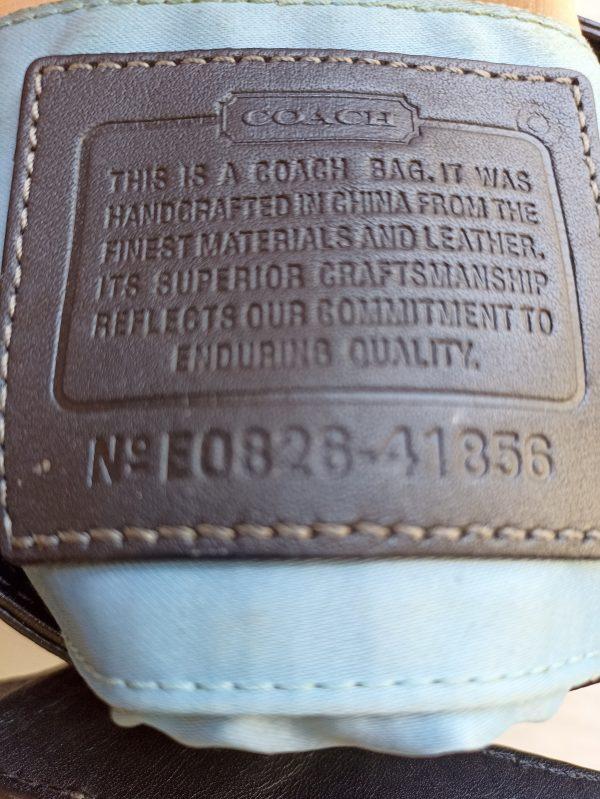 Дамска чанта Coach baguette bag